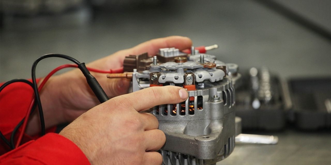 remont generatora